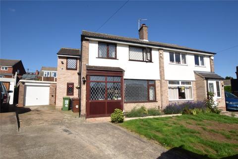 3 bedroom semi-detached house for sale - Holmwood Close, Leeds, West Yorkshire
