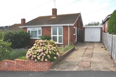 2 bedroom semi-detached bungalow for sale - Anson Road, Exmouth