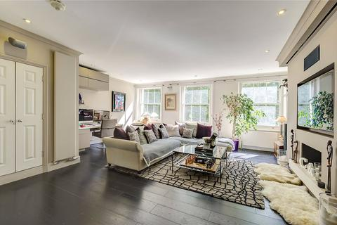 3 bedroom flat for sale - Montagu Square, Marylebone, London, W1H