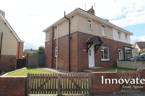 3 bedroom semi-detached house to rent - Molyneux Road, Dudley