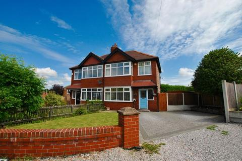 3 bedroom semi-detached house for sale - Meredith Avenue, Grappenhall, WA4 2PN