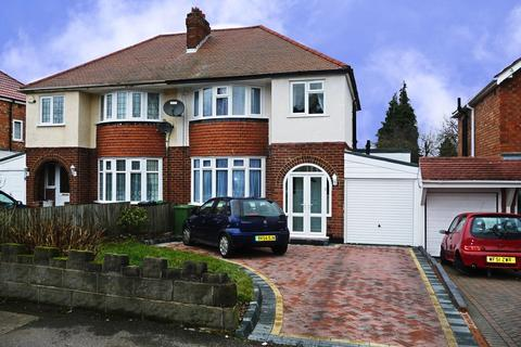 3 bedroom semi-detached house to rent - Coniston Avenue, Solihull
