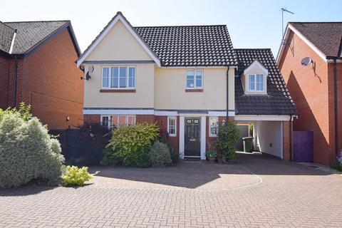 4 bedroom detached house for sale - Rosecroft, South Wootton