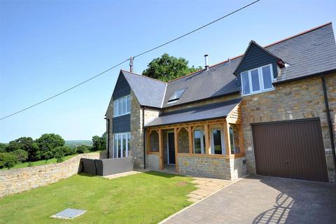 4 bedroom detached house for sale - Ash Farm Close, Salway Ash, Bridport