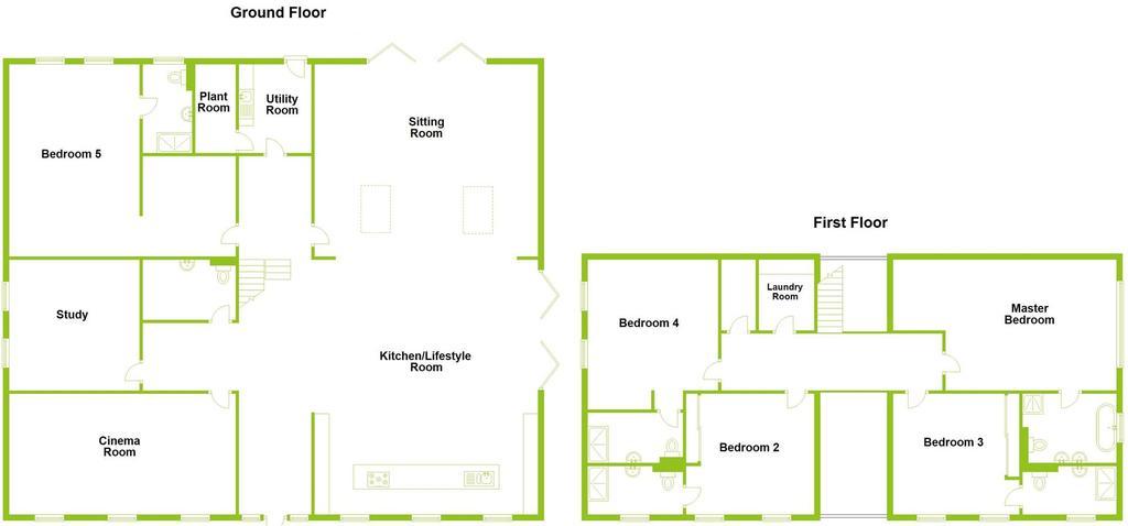 Floorplan: Plot 2   Floor Plan