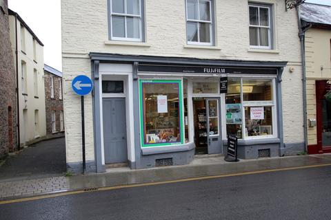Shop to rent - The Struet, Brecon, LD3