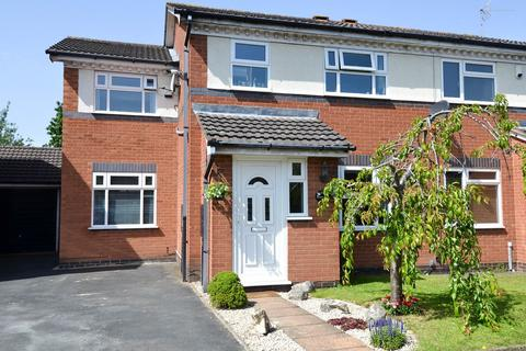 4 bedroom semi-detached house for sale - Heathlands Grove, Northfield, Birmingham, B31