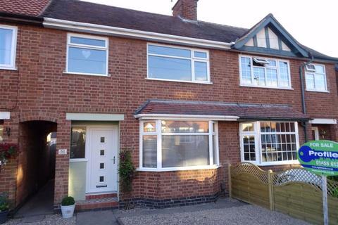 3 bedroom terraced house for sale - Burleigh Road, Hinckley