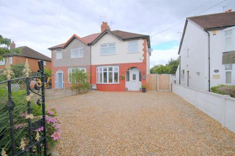 3 bedroom semi-detached house for sale - Valley Road, Wistaston, Crewe