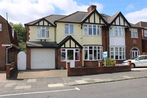 5 bedroom semi-detached house for sale - Barton Road, Off Groby Road
