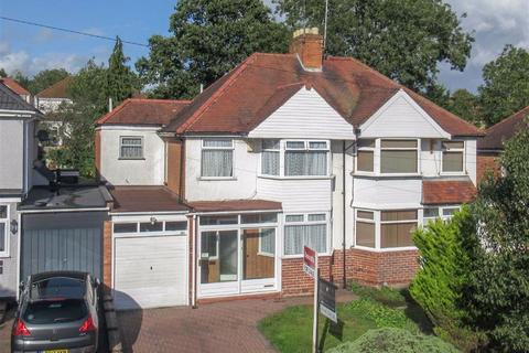 4 bedroom semi-detached house for sale - Osmaston Road, Harborne