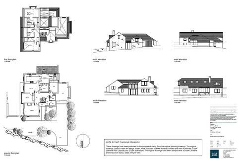 Land for sale - Building Plot at Derlyn, Charney Road, Grange-over-Sands