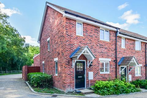 2 bedroom end of terrace house for sale - Rickmans Avenue, Forge Wood