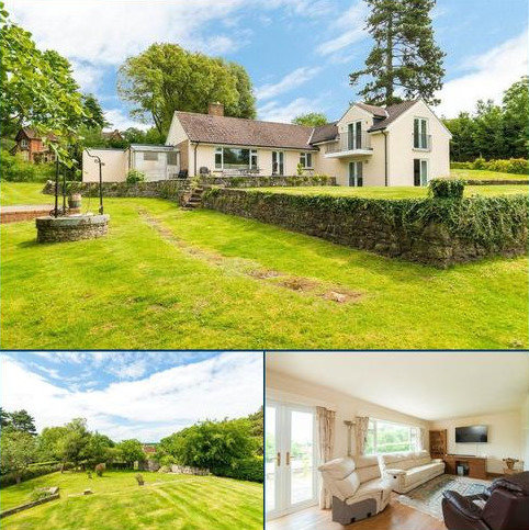 4 bedroom detached house for sale - Fox Lane, Boars Hill, Oxford, OX1
