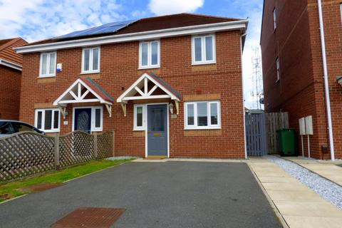 3 bedroom semi-detached house for sale - Darbyshire Close, Thornaby, Stockton-On-Tees, TS17