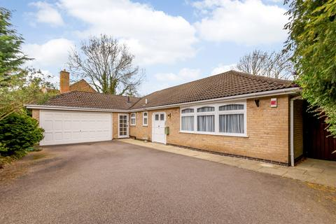3 bedroom bungalow for sale - St Davids Crescent, Leicester, Leicestershire, LE2