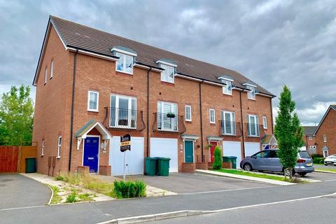 3 bedroom townhouse for sale - Cossington Road, HOLBROOKS, COVENTRY CV6