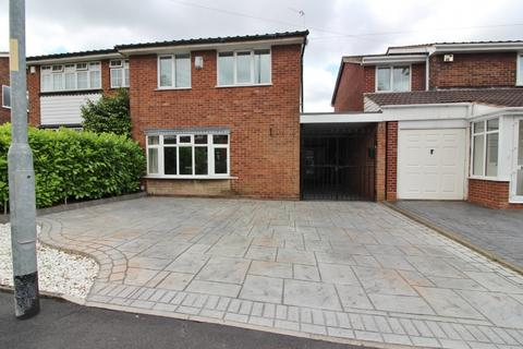 3 bedroom semi-detached house for sale - Longwood Rise, Willenhall