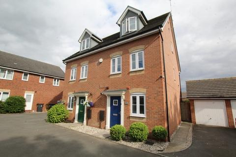 4 bedroom semi-detached house for sale - Coopers Meadow, Keresley End