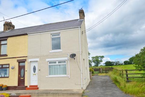 2 bedroom end of terrace house to rent - Marne Terrace, Butterknowle