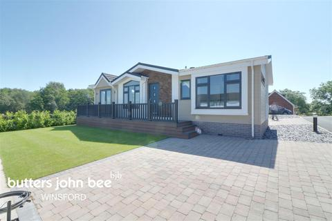 2 bedroom bungalow for sale - Riverside Park, Winsford