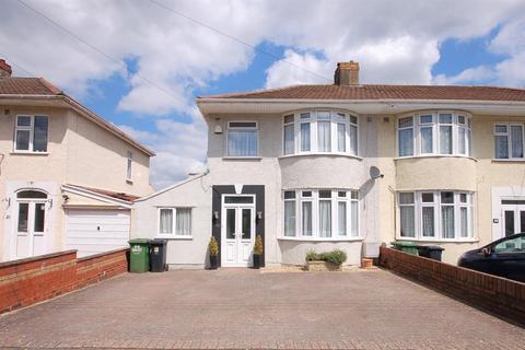 4 bedroom semi-detached house for sale - Douglas Road, Kingswood, Bristol BS15 8NH
