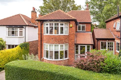 3 bedroom detached house for sale - Greencliffe Drive, York, YO30