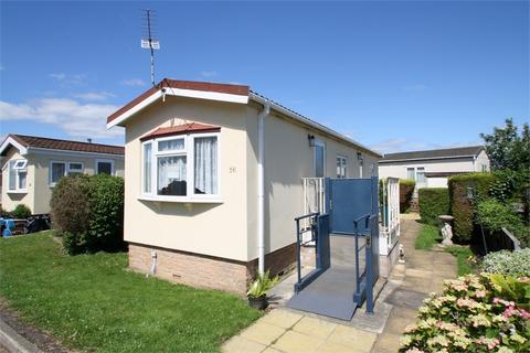 1 bedroom park home for sale - Eastern Avenue, Penton Park, CHERTSEY, Surrey