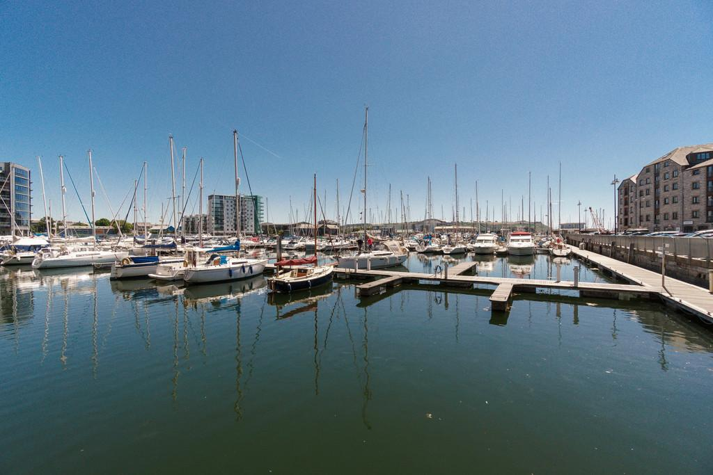 Nearby Sutton Harbour