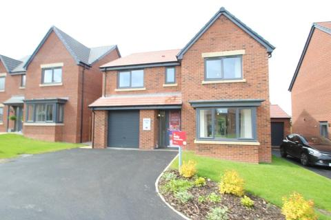 4 bedroom detached house for sale - PLOT 49, THE HAXBY, CRICKETERS VIEW, KILLINGHALL, HG3 2DJ
