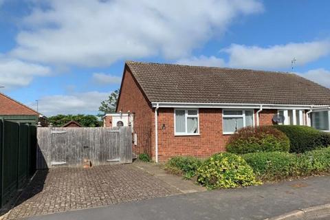 2 bedroom semi-detached bungalow for sale - Eagles Drive, Melton Mowbray