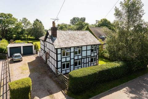 5 bedroom detached house for sale - Toms Cabin, Burland, Near Nantwich