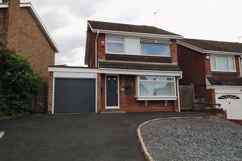 3 bedroom detached house for sale - Quantock Close, Halesowen