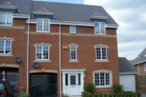 4 bedroom townhouse to rent - Carrington Road, Hamilton, Leicester