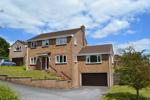 5 bedroom detached house for sale - Stoke Valley Road, Exeter