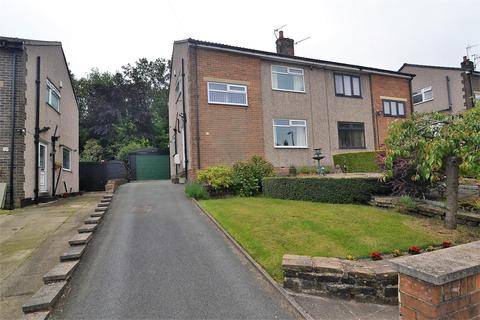 3 bedroom semi-detached house for sale - Hill End Grove, Horton Bank top