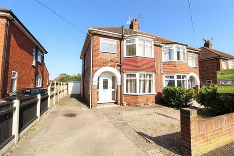 3 bedroom semi-detached house to rent - Priory Road, Cottingham, Cottingham, HU16
