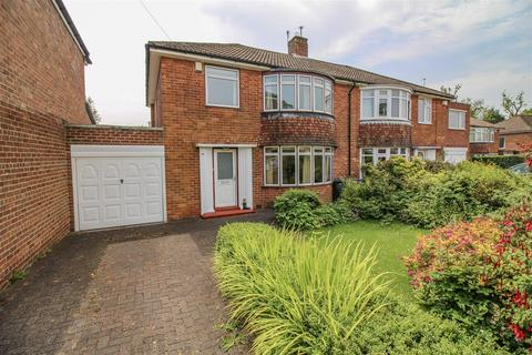 3 bedroom semi-detached house for sale - Newlands Avenue, Newcastle Upon Tyne