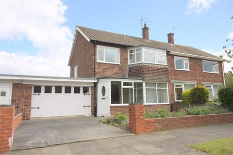 3 bedroom semi-detached house for sale - Kingston Drive, Whitley Bay, Tyne And Wear, NE26