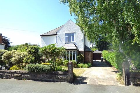 4 bedroom detached house to rent - Riddings Road, Hale, WA15 9DS