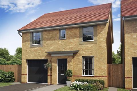 4 bedroom detached house for sale - The Gloucester, Alexander Gate, Hanley, Stoke-On-Trent