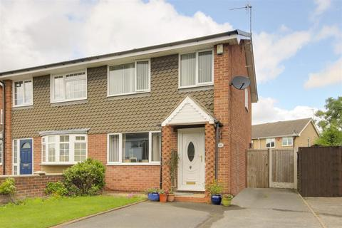 3 bedroom semi-detached house for sale - Neston Drive, Cinderhill, Nottinghamshire, NG6 8QZ
