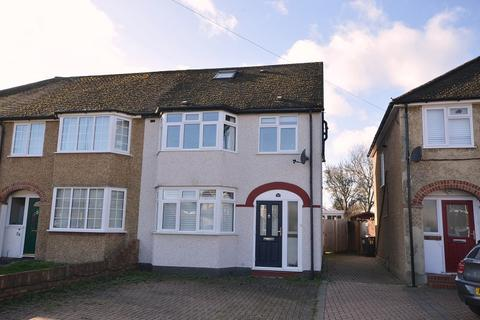 4 bedroom semi-detached house for sale - Beverley Close, Chessington, Surrey. KT9 2RL