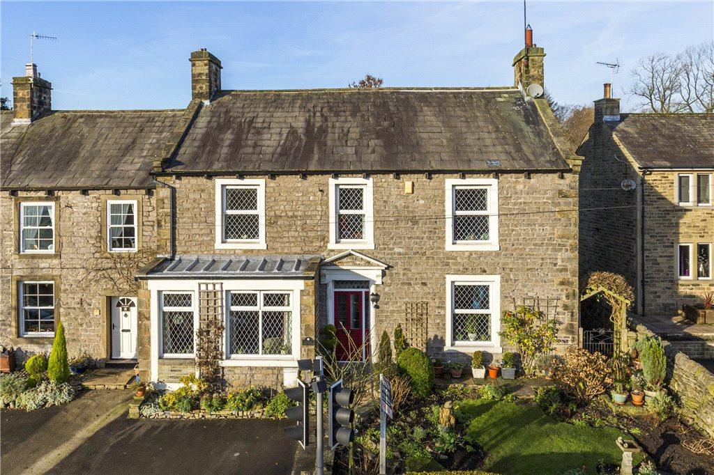 4 Bedrooms Unique Property for sale in The Old Post Office, Skipton Road, Thornton in Craven, Skipton