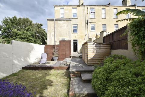 1 bedroom flat for sale - Garden Flat, Victoria Terrace, BATH, Somerset, BA2 3QZ