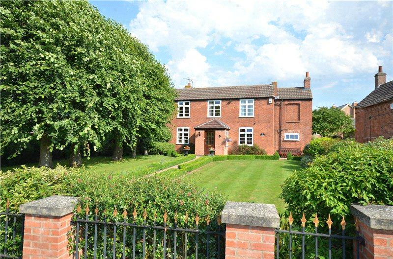 4 Bedrooms Detached House for sale in Lowesby Lane, Twyford, Melton Mowbray