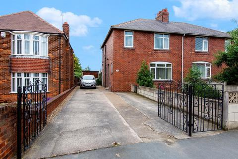 3 bedroom semi-detached house for sale - Womersley Road, Knottingley, WF11 0DH