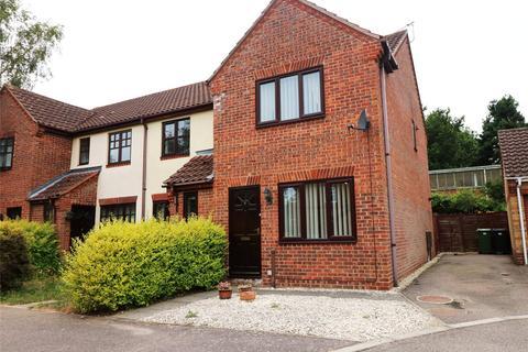 2 bedroom end of terrace house to rent - Vulcan Close, Hethersett, Norwich, Norfolk, NR9