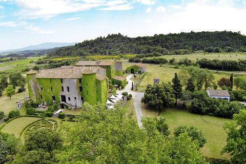 Castle - Carcassonne (city), Aude, France