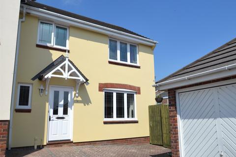 3 bedroom semi-detached house for sale - Soloman Drive, Bideford